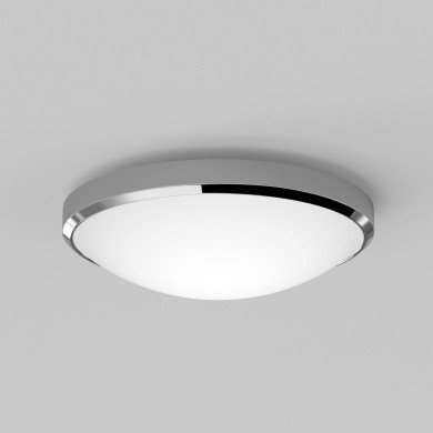 Astro Lighting - Osaka LED 1061009 (7831) - IP44 Polished Chrome Ceiling Light