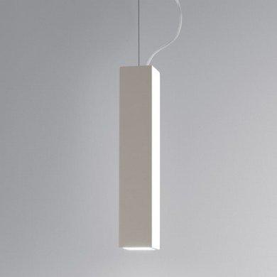 Astro Lighting - Osca 400 Square 1252015 (7387) - Plaster Pendant