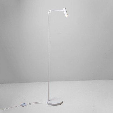 Astro Lighting - Enna Floor LED 1058002 (4569) - Matt White Floor Stand