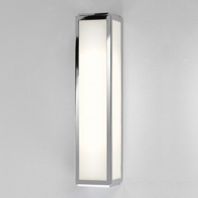 Astro Lighting - Mashiko 360 Classic 1121006 (845) - IP44 Polished Chrome Wall Light