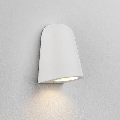 Astro Lighting - Mast Light 1317012 - IP65 Matt White Wall Light