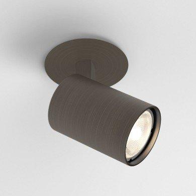 Astro Lighting - Ascoli Recessed 1286022 (6150) - Bronze Spotlight