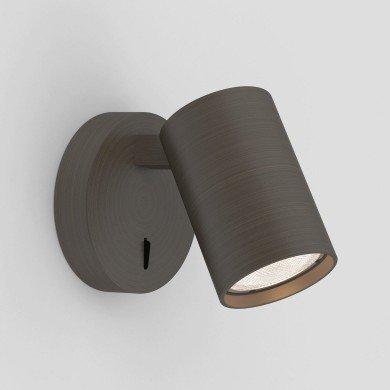 Astro Lighting - Ascoli Single Switched 1286009 (7939) - Bronze Reading Light