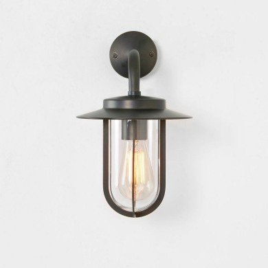 Astro Lighting - Montparnasse Wall 1096009 (8216) - IP44 Bronze Wall Light