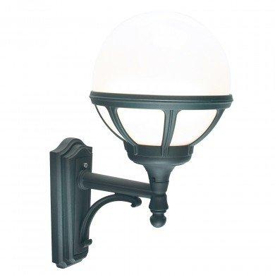 Elstead - Norlys - Bologna B1-BLACK-O Wall Light