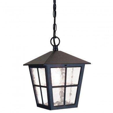 Elstead - Canterbury BL48M-BLACK Chain Lantern