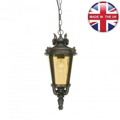 Elstead - Baltimore BT8-M Chain Lantern