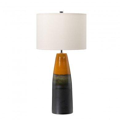 Elstead - Burnt Oak BURNTOAK-TL Table Lamp