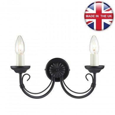 Elstead - Chartwell CH2-BLACK Wall Light