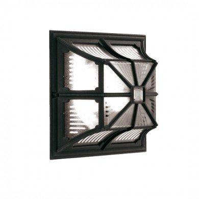 Elstead - Chapel CP12-BLACK Flush Light