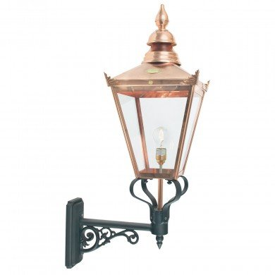 Elstead - Norlys - Chelsea CSG1-COPPER Wall Light