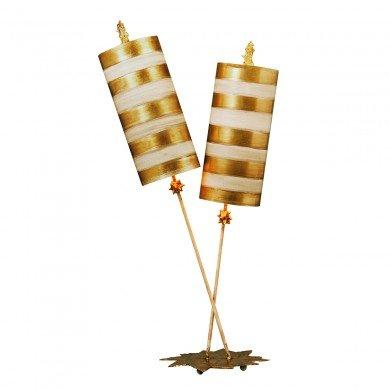 Elstead - Flambeau - Nettle Luxe FB-NETTLELUX-G-TL Table Lamp