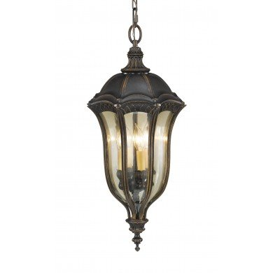 Elstead - Feiss - Baton Rouge FE-BATONRG8 Chain Lantern
