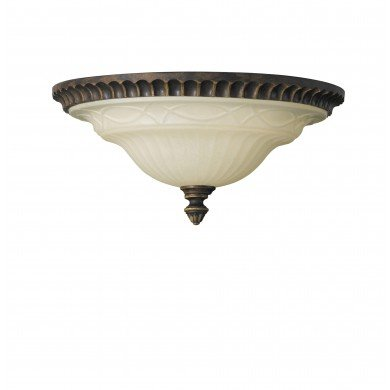 Elstead - Feiss - Drawing Room FE-DRAWING-ROOM-FA Flush Light