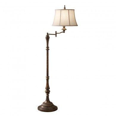 Elstead - Feiss - Gibson FE-GIBSON-SWFL Floor Lamp