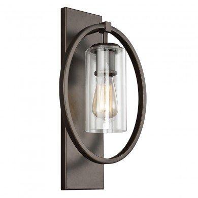 Elstead - Feiss - Marlena FE-MARLENA1-ANBZ Wall Light