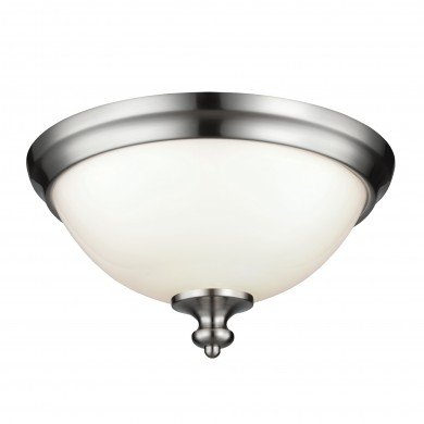 Elstead - Feiss - Parkman FE-PARKMAN-F-BS Flush Light