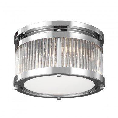 Elstead - Feiss - Paulson FE-PAULSON-F-S Flush Light
