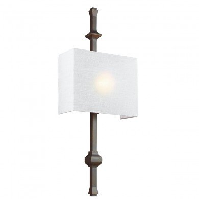 Elstead - Feiss - Teva FE-TEVA1-ANBZ Wall Light