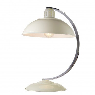 Elstead - Franklin FRANKLIN-CREAM Table Lamp