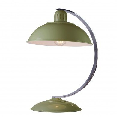 Elstead - Franklin FRANKLIN-GREEN Table Lamp