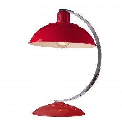Elstead - Franklin FRANKLIN-RED Table Lamp