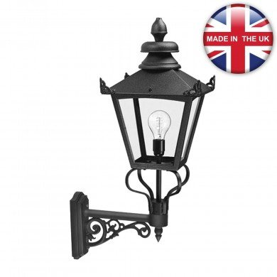 Elstead - Grampian GB1-BLACK Wall Light