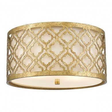 Elstead - Gilded Nola - Arabella GN-ARABELLA-F Flush Light