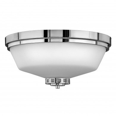 Elstead - Hinkley Lighting - Ashley HK-ASHLEY-F-BATH Flush Light
