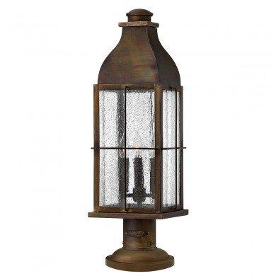 Elstead - Hinkley Lighting - Bingham HK-BINGHAM3 Pedestal