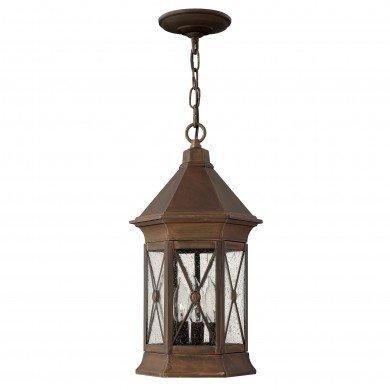 Elstead - Hinkley Lighting - Brighton HK-BRIGHTON8-M Chain Lantern