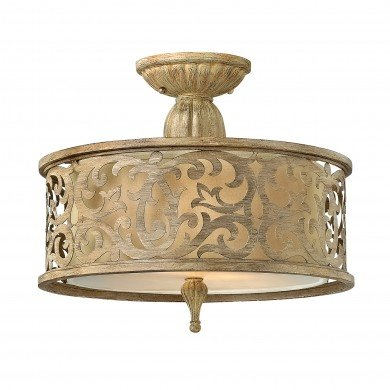 Elstead - Hinkley Lighting - Carabel HK-CARABEL-SF-S Semi-Flush