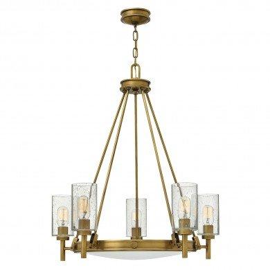 Elstead - Hinkley Lighting - Collier HK-COLLIER5 Chandelier