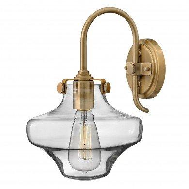 Elstead - Hinkley Lighting - Congress HK-CONGRESS1-B-BC Wall Light