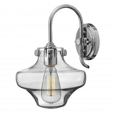 Elstead - Hinkley Lighting - Congress HK-CONGRESS1-B-CM Wall Light