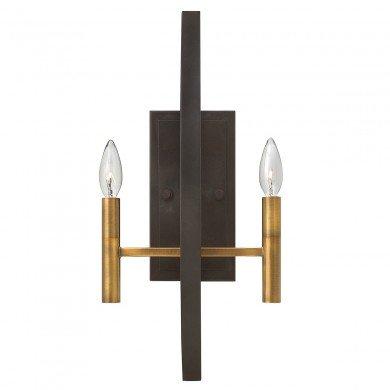 Elstead - Hinkley Lighting - Euclid HK-EUCLID2 Wall Light