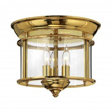 Elstead - Hinkley Lighting - Gentry HK-GENTRY-F-PB Flush Light