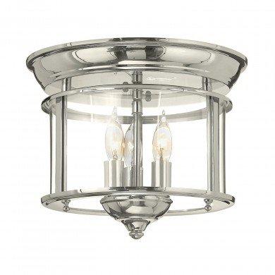 Elstead - Hinkley Lighting - Gentry HK-GENTRY-F-PN Flush Light