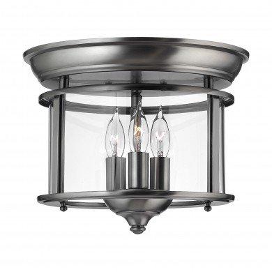 Elstead - Hinkley Lighting - Gentry HK-GENTRY-F-PW Flush Light
