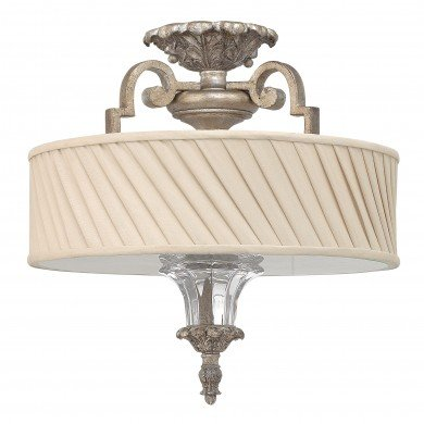 Elstead - Hinkley Lighting - Kingsley HK-KINGSLEY-SF Semi-Flush