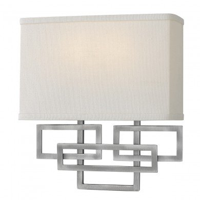 Elstead - Hinkley Lighting - Lanza HK-LANZA2-AN Wall Light