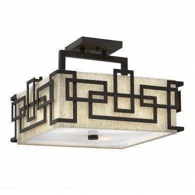 Elstead - Hinkley Lighting - Lanza HK-LANZA-SF Semi-Flush