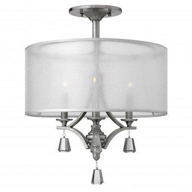 Elstead - Hinkley Lighting - Mime HK-MIME-SF Semi-Flush