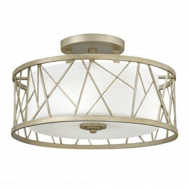 Elstead - Hinkley Lighting - Nest HK-NEST-SF-SL Semi-Flush