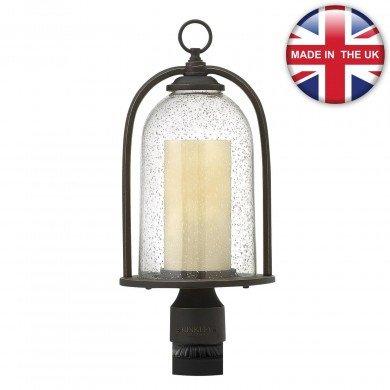 Elstead - Hinkley Lighting - Quincy HK-QUINCY3-M Pedestal