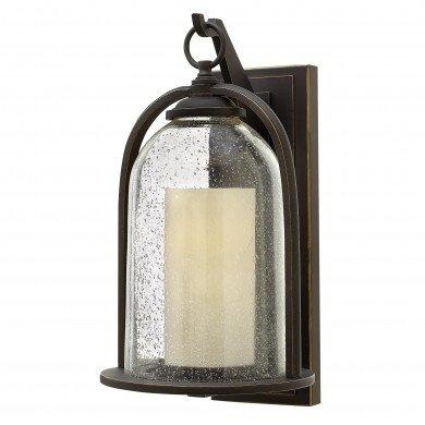 Elstead - Hinkley Lighting - Quincy HK-QUINCY-M Wall Light