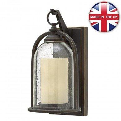 Elstead - Hinkley Lighting - Quincy HK-QUINCY-S Wall Light