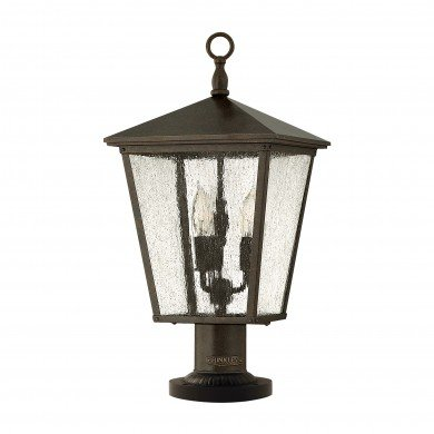 Elstead - Hinkley Lighting - Trellis HK-TRELLIS3-L Pedestal