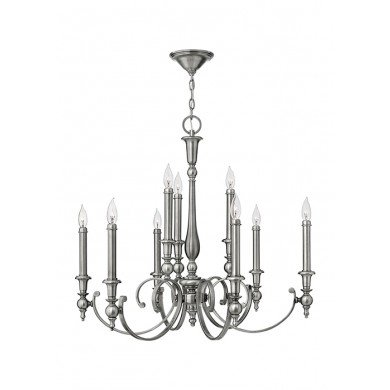 Elstead - Hinkley Lighting - York Town HK-YORKTOWN9 Chandelier