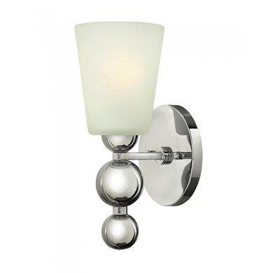 Elstead - Hinkley Lighting - Zelda HK-ZELDA1-PN Wall Light
